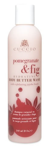 Cuccio Naturale Pomegranate & Fig Body Wash 240ml